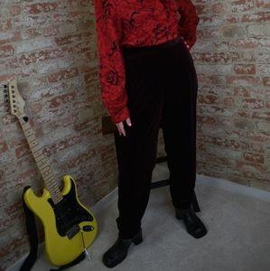 Vintage Maren Velvet Pants